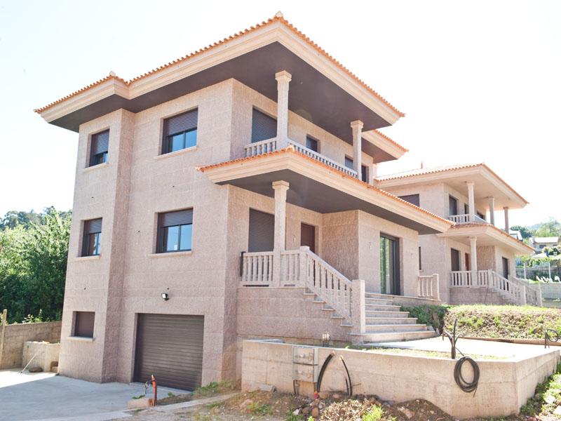 viviendas unifamiliares en vigo - construcción de viviendas